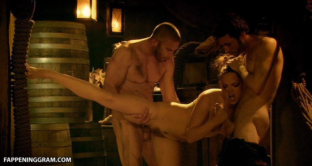 Shay Jordan Nude