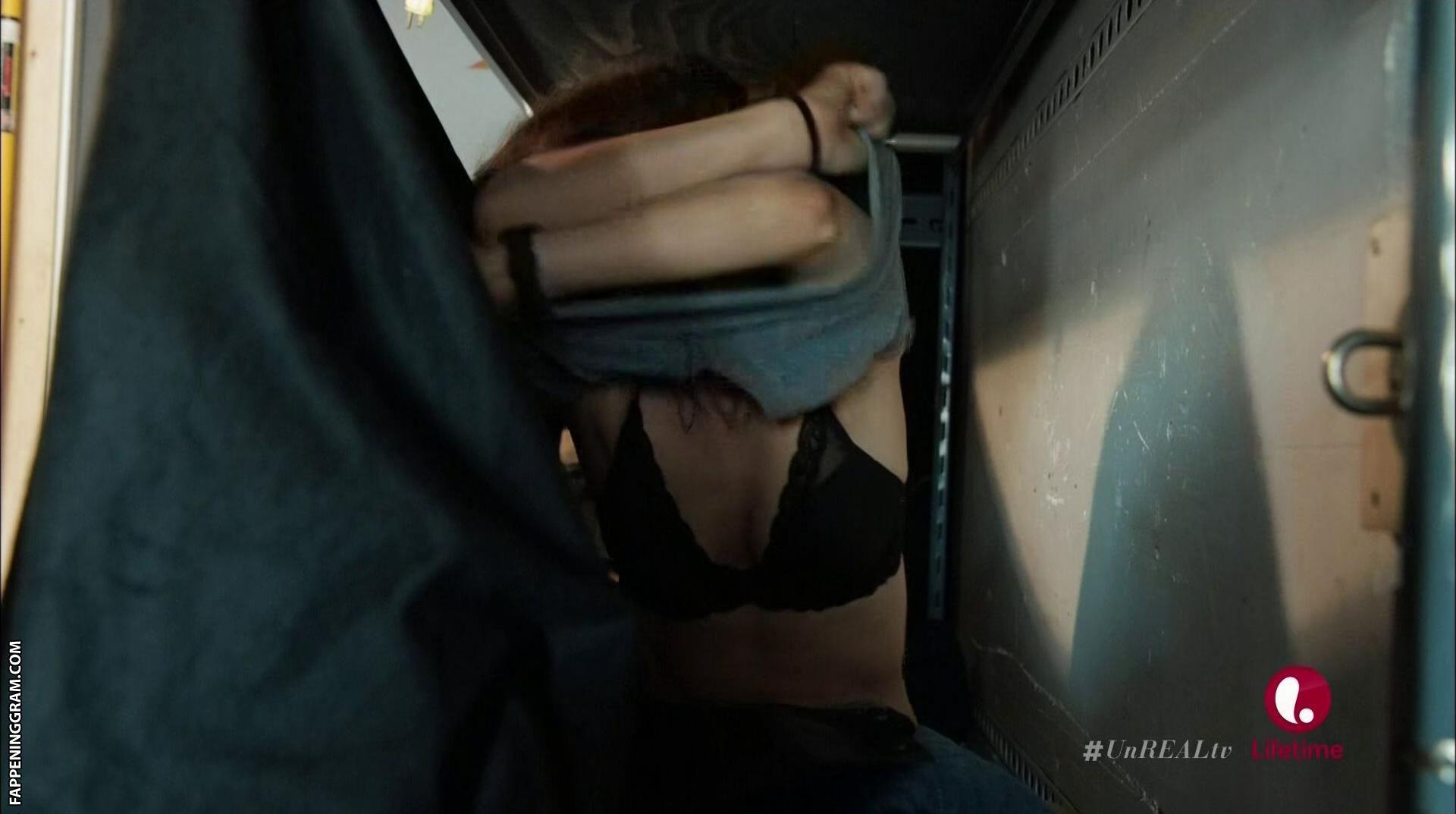 Jane Brunel-Cohen  nackt