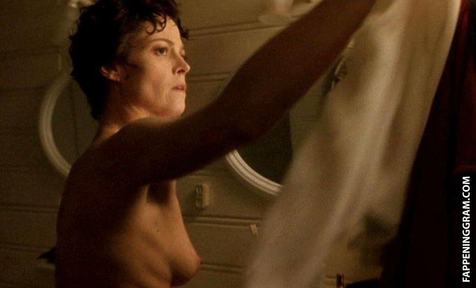 Nude Photos Of Sigourney Weaver