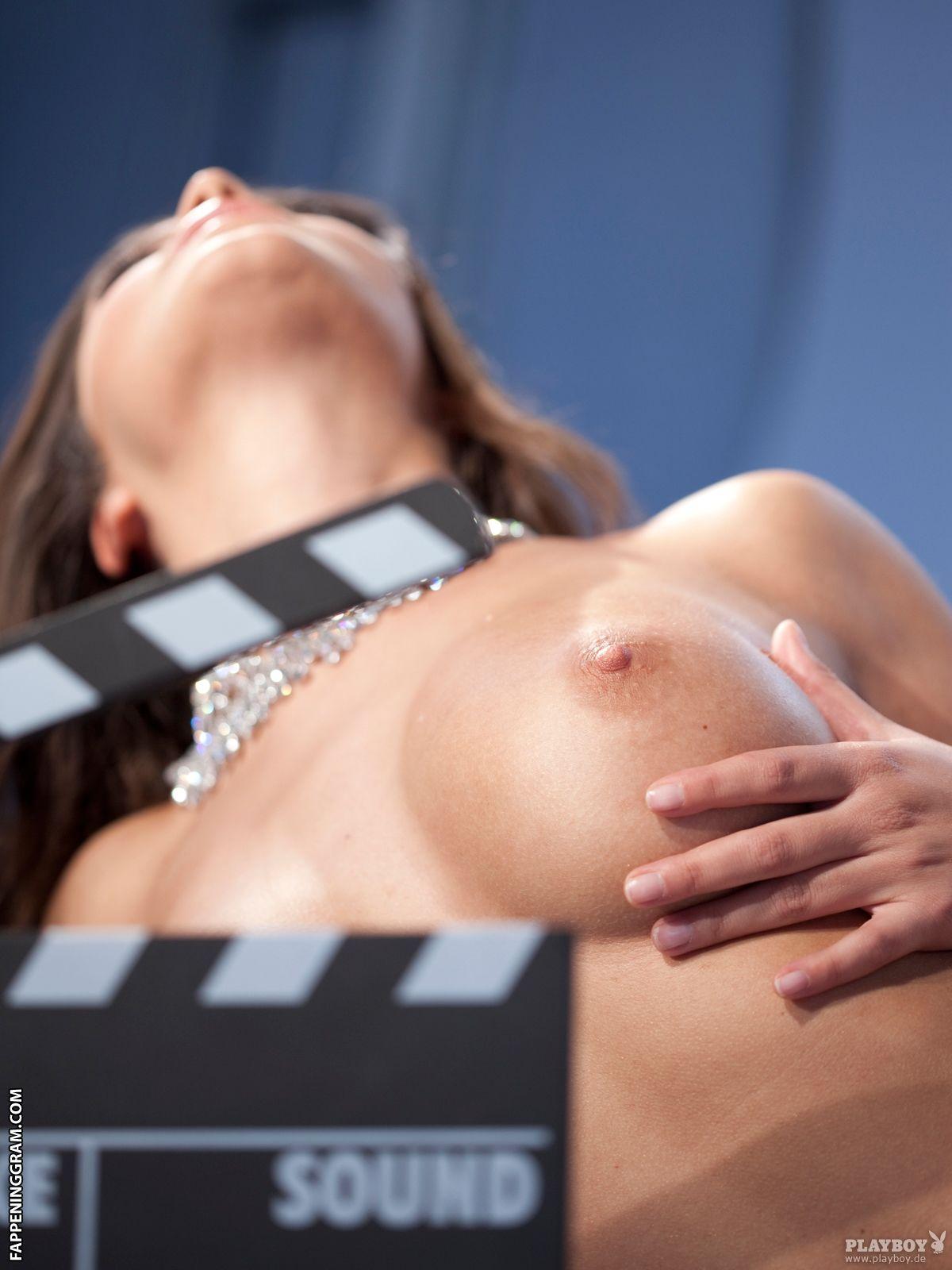 Nude silvia hauten Booby Playboy