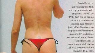 Sonia Ferrer Nude Leaks