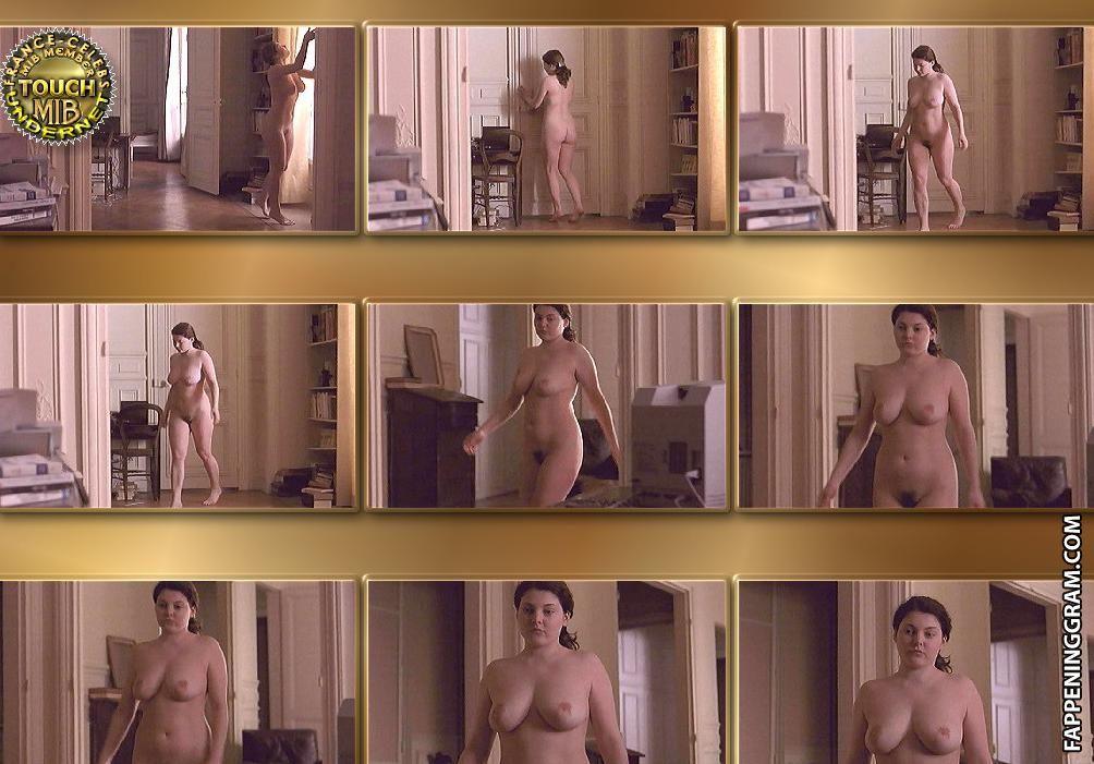 Jean Bardot  nackt