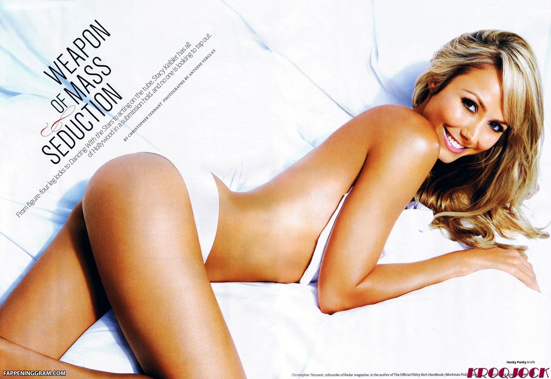 Stacy Keibler Nude