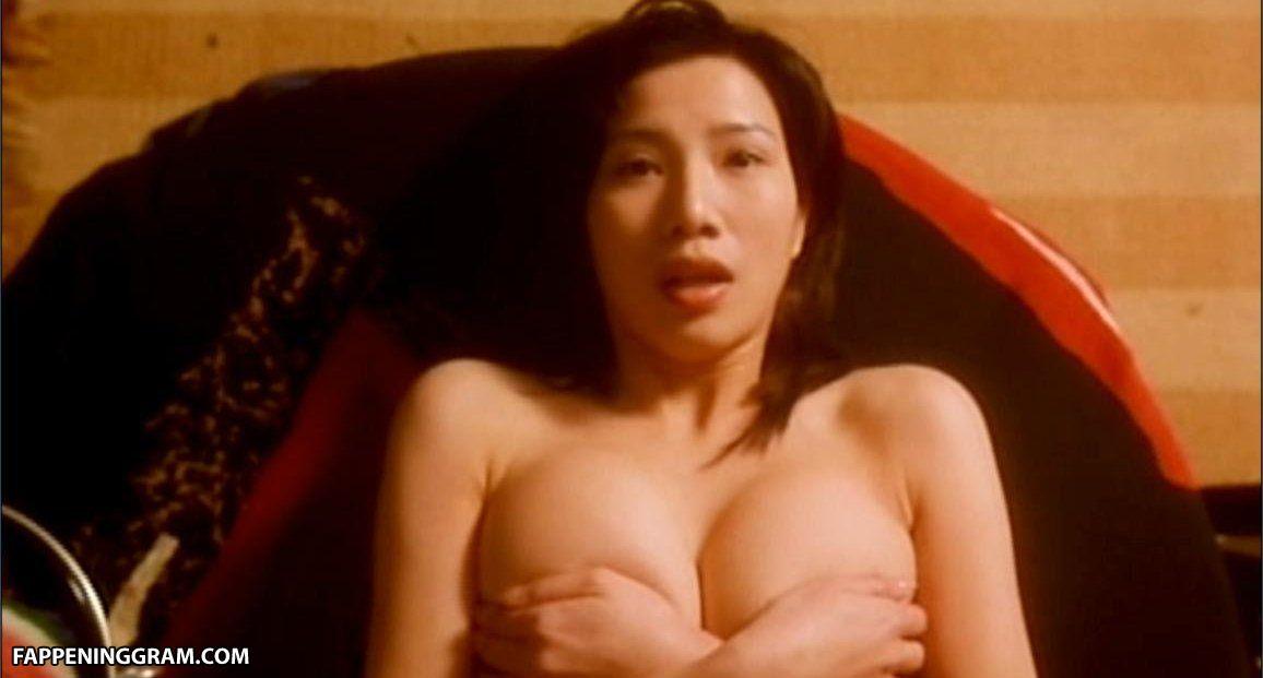 Suki Kwan  nackt