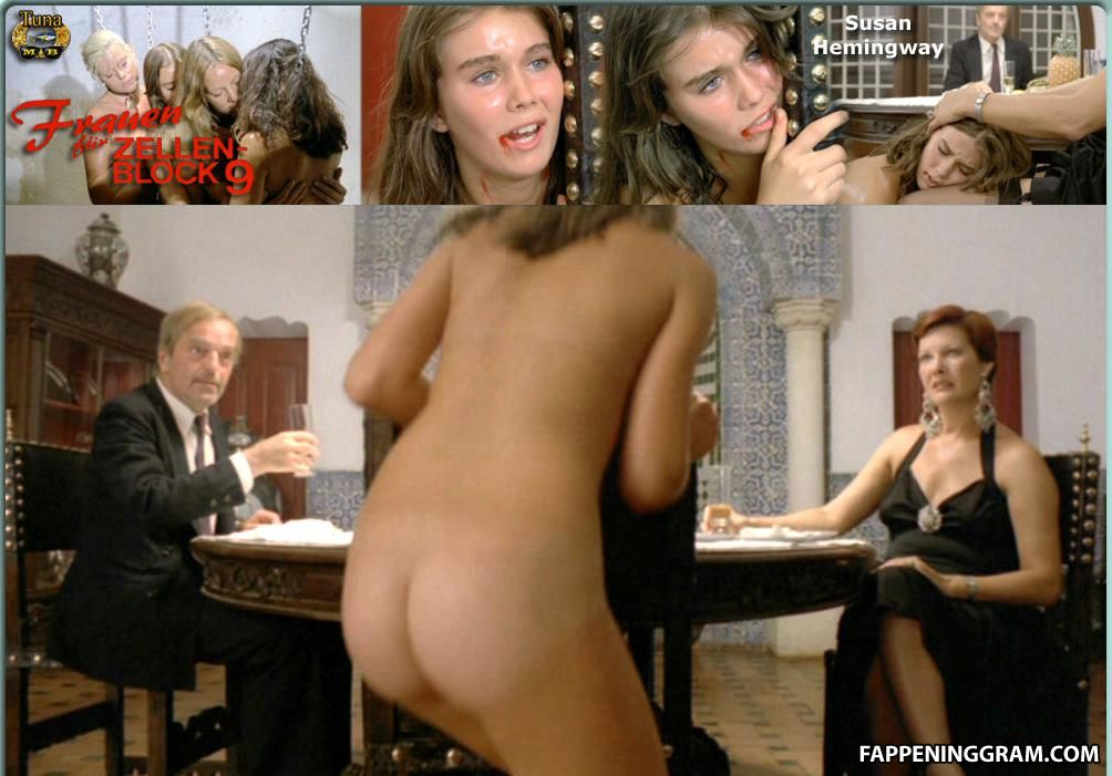 Susan hemingway nude
