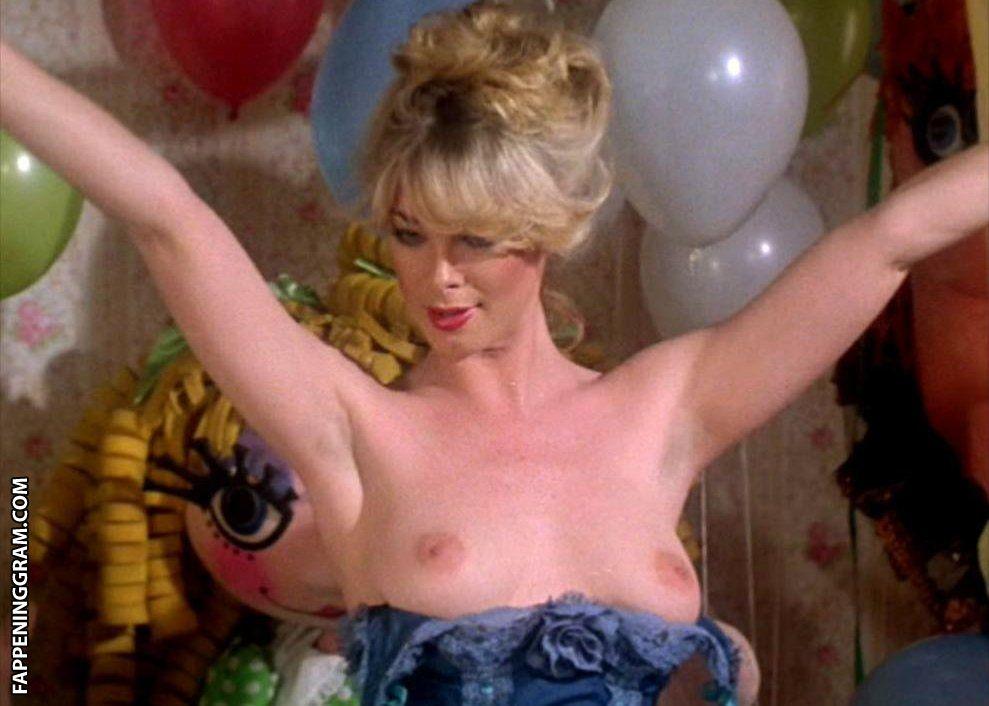 Susan Leslie  nackt
