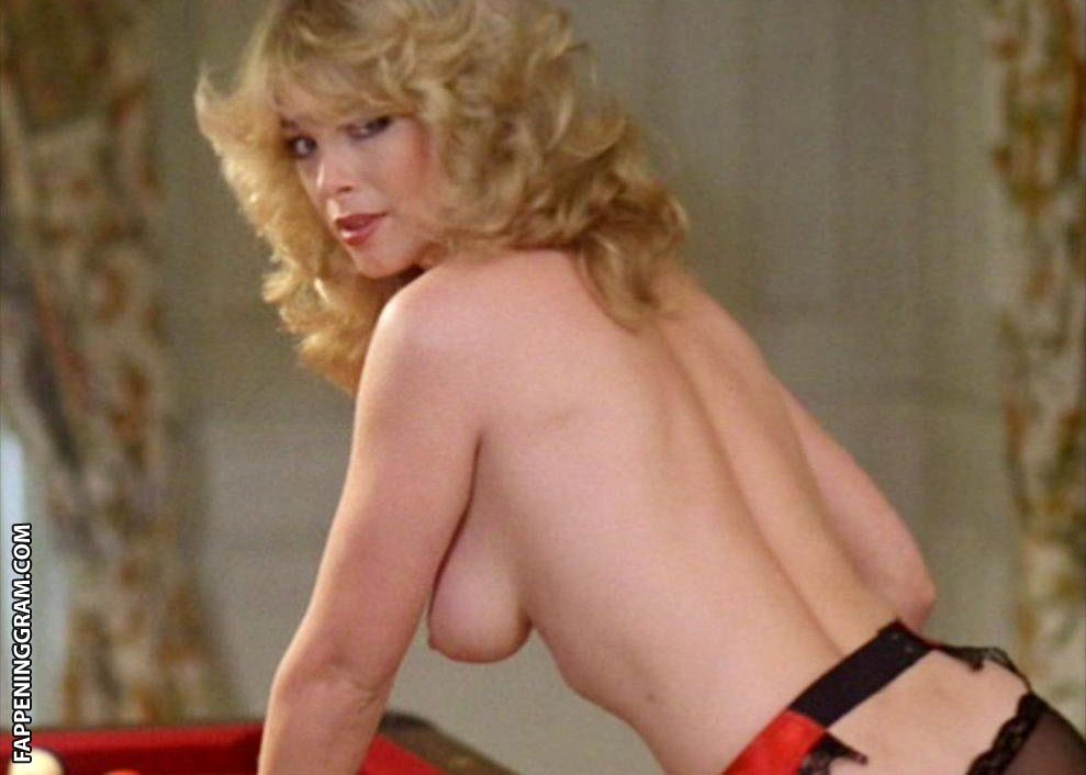 Jade McPherson  nackt