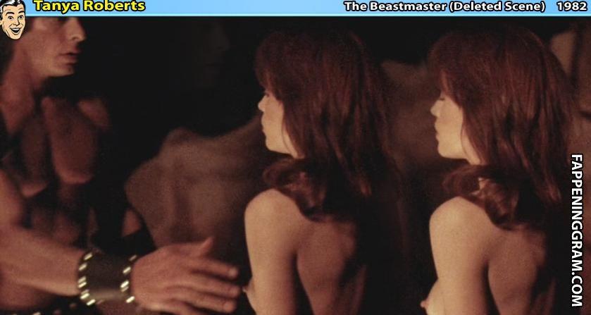 Naked Tanya Roberts In Purgatory Ancensored