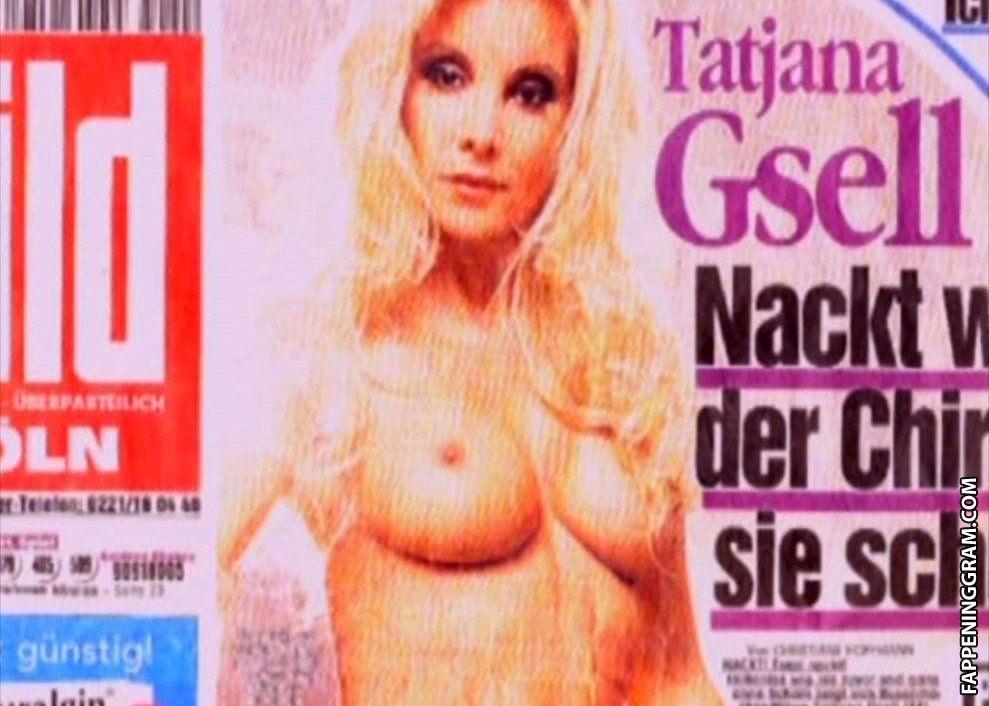 Gsell sex tatjana Tatjana Gsell