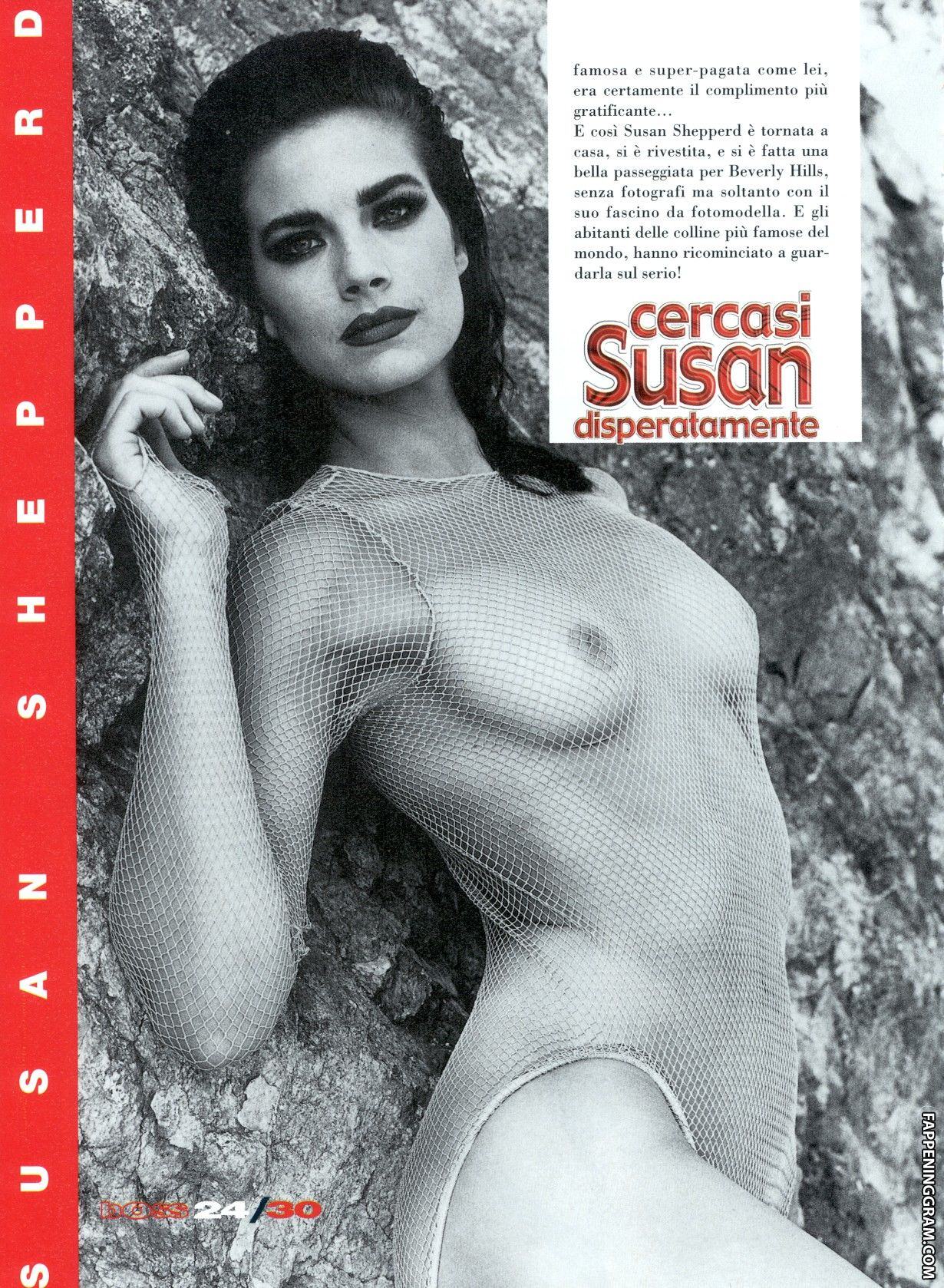 Hot terry farrell nude