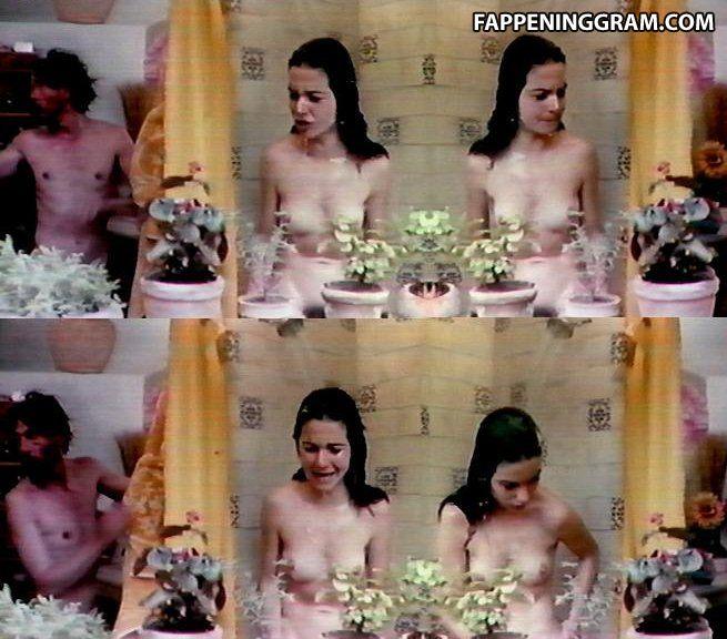 Tina Romero  nackt