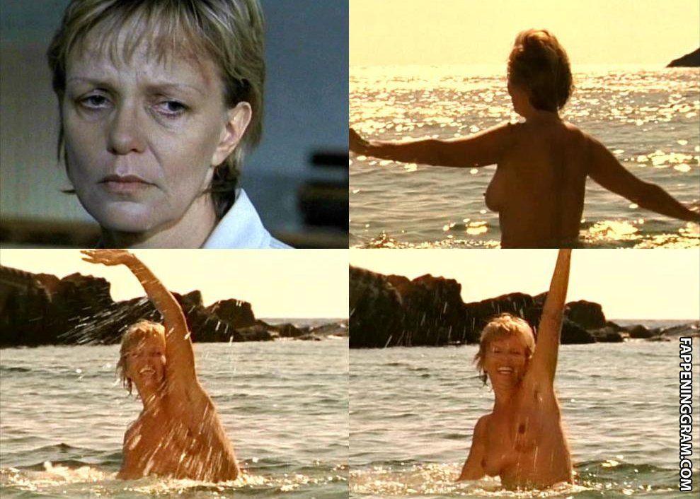 Ulrike kriener nude