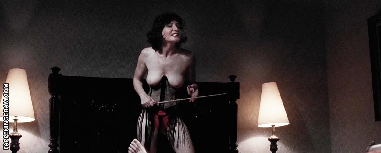 Valérie Lang  nackt