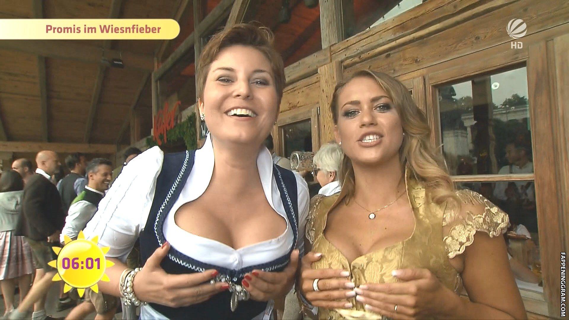 Blumhage nackt vanessa Vanessa Blumhagen:
