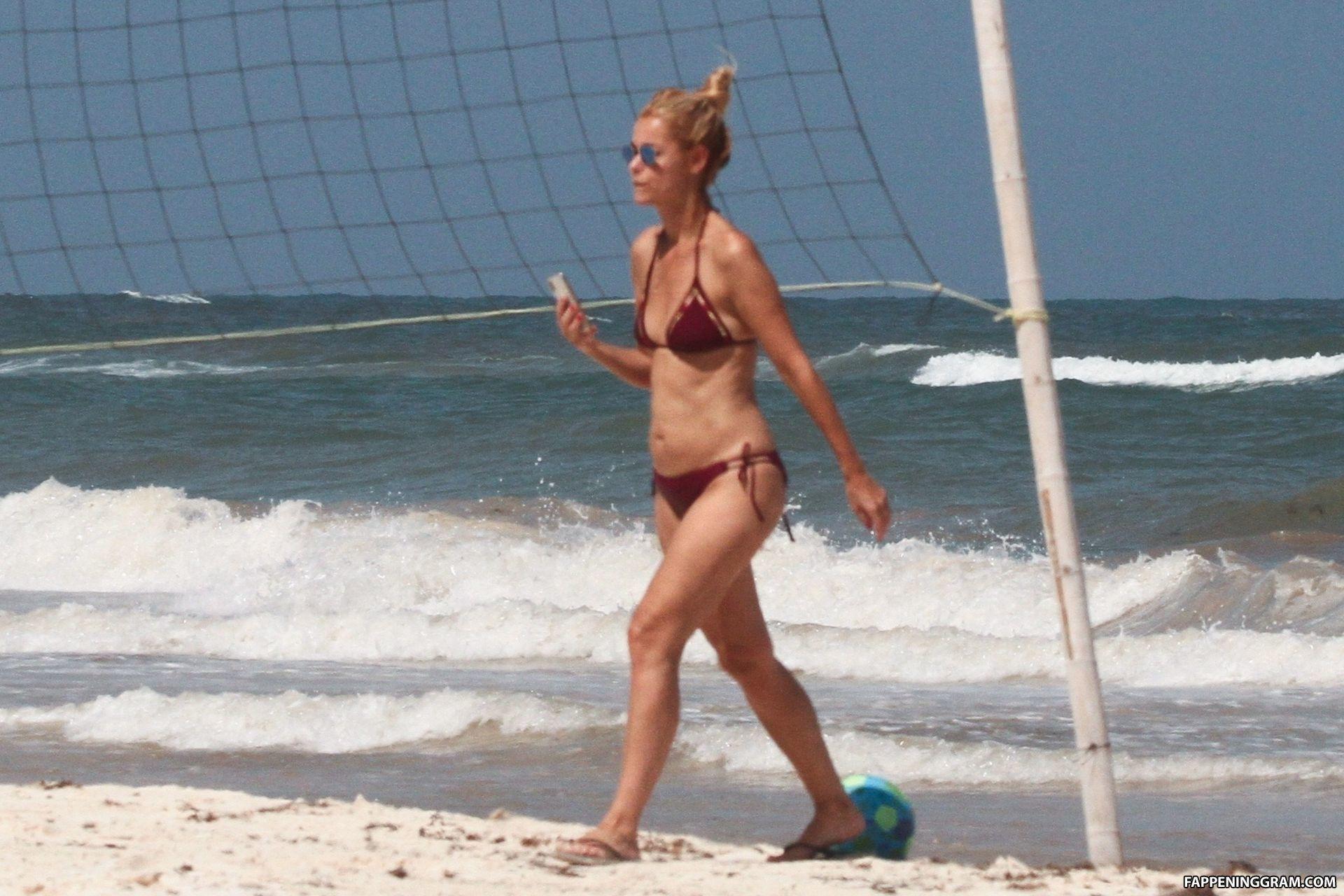 Vanessa Morgan Nude