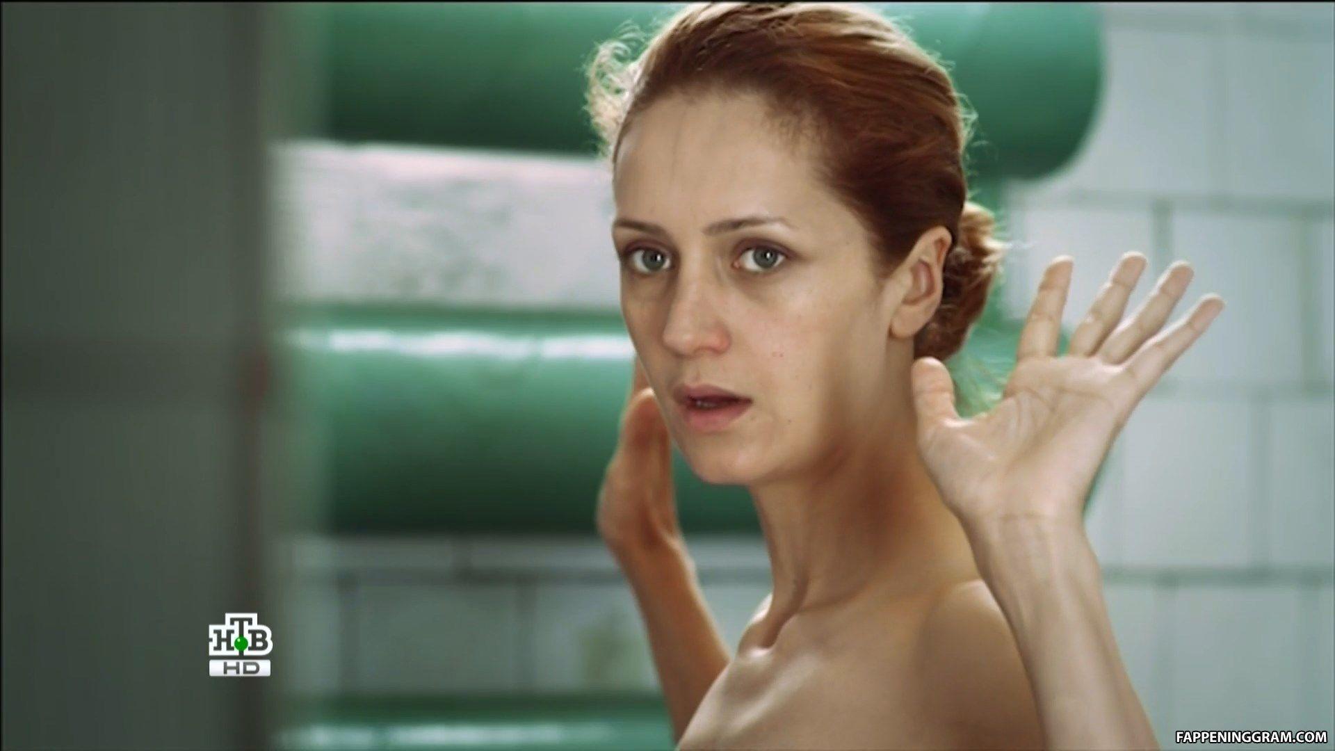 Viktoriya Isakova Nude